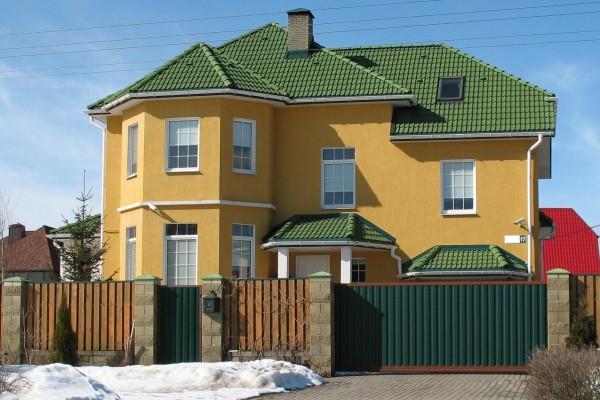 Жилой дом в д. Прилесье минского района