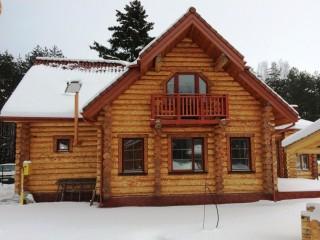 Жилой дом в курортном поселке Нарочь