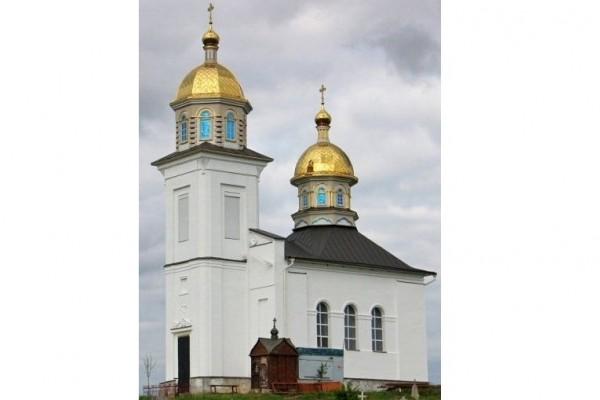 Православная часовня, г. Воложин.