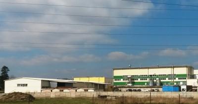 Административно-бытовой комплекс в д. Королев Стан