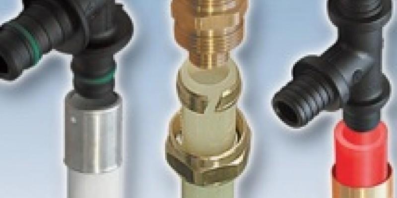 Выбор труб для водоснабжения и отопления