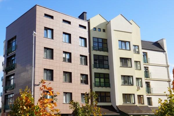 Квартира в. г. Минске по ул. Шемеша
