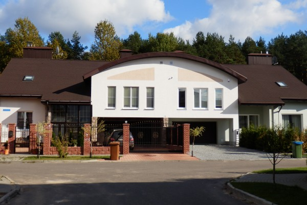 Жилой дом в г. Минск по ул. Жасминовая