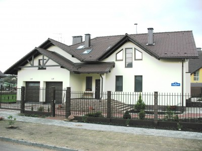 Жилой дом в г. Минске по ул. Домейко
